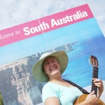 South Australian West Australian border with Amanda K