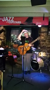 Amanda Kay at Upstairs Jazz