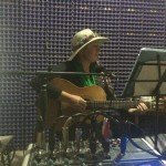 Amanda playing live to air from Satelite Radio
